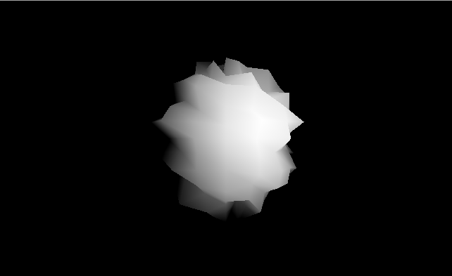 Vertex shader experiment